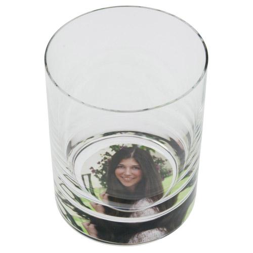 6er Set Trinkgläser Tumbler groß mit Fotodruck