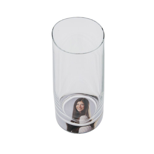 Trinkglas Long Drink mit Farbdruck | Contento