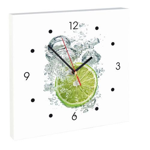 Wanduhr My Clock Limone