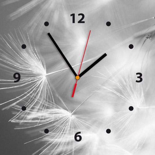 Wanduhr My Clock - Löwenzahn