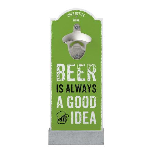 Wand-Flaschenöffner - Beer