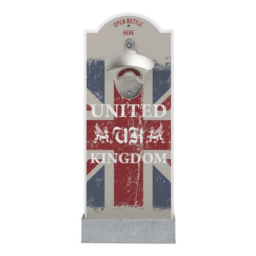 Wand-Flaschenöffner - UK