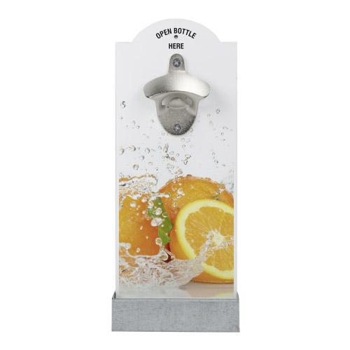 Wand-Flaschenöffner - Orangen
