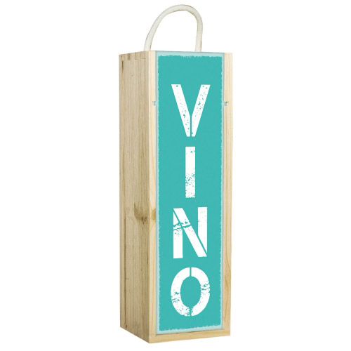 Weinbox VINO türkis
