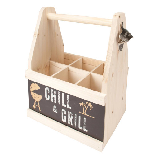 Beer Caddy CHILL & GRILL