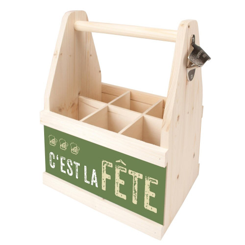 Beer Caddy C'EST LA FETE
