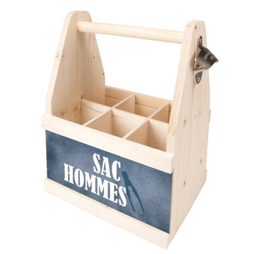 Beer Caddy SAC HOMMES
