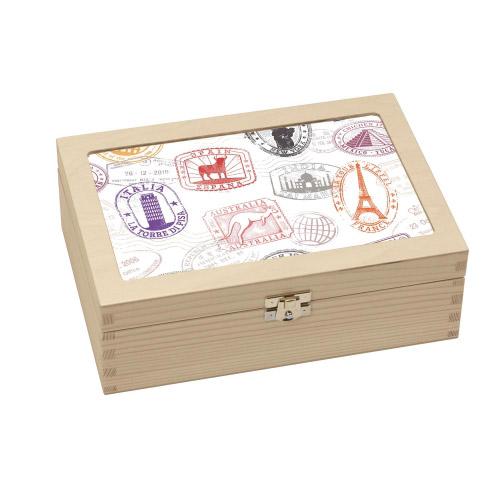 Utensil Box POSTSTEMPEL