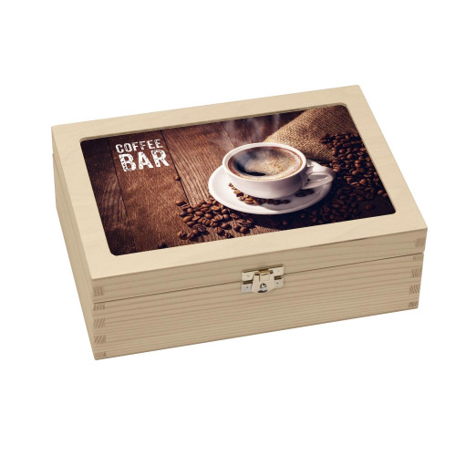 Utensil Box COFFEE BAR