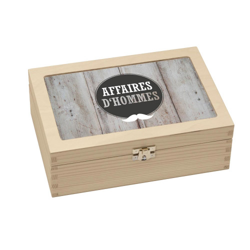 Utensil Box AFFAIRES D'HOMMES