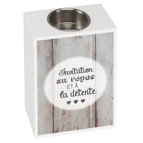 Teelichthalter Sensa Invitation au repos et à l...