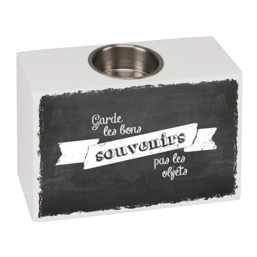 Teelichthalter Sensa Garde les bons souvenirs p...