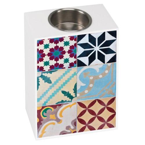Teelichthalter Sensa Mosaik Bunt´´´´