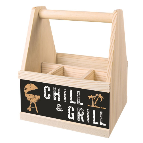 Besteck Caddy CHILL & GRILL