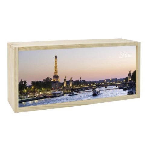 Lightbox PARIS  35x15 cm