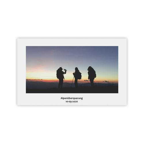 clipwood Fotodruck einzeln 30 x 20 cm quer