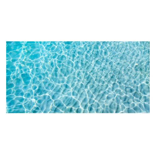Vinyl Teppich MATTEO 70x140 cm Water Turquoise