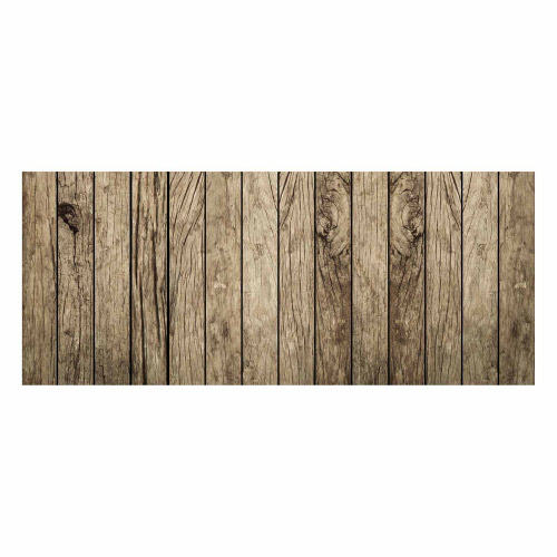 Vinyl Teppich MATTEO 50x120 cm Old Wood