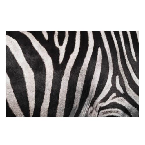 Vinyl Teppich MATTEO 90x135 cm Zebra