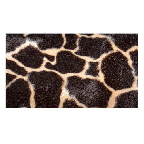 Vinyl Teppich MATTEO 90x160 cm Leopard
