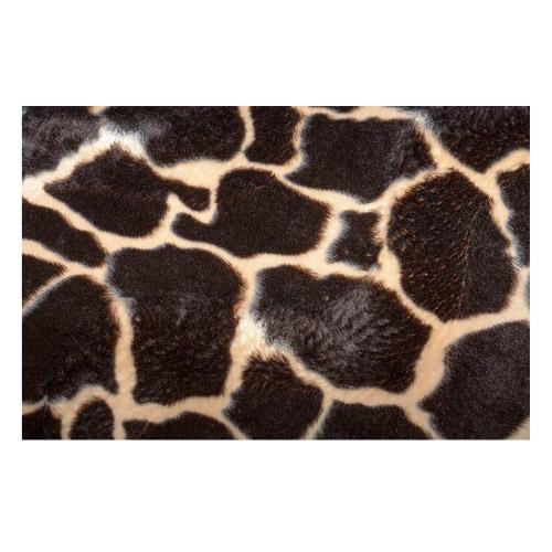 Vinyl Teppich MATTEO 118x180 cm Leopard