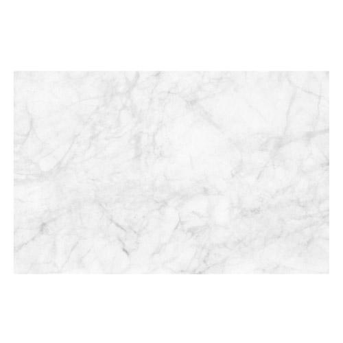 Vinyl Teppich MATTEO 90x135 cm Marmor Weiß