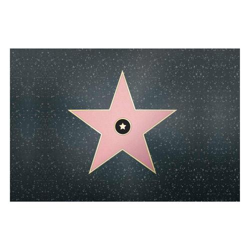 Vinyl Teppich MATTEO 40x60 cm Walk of Fame