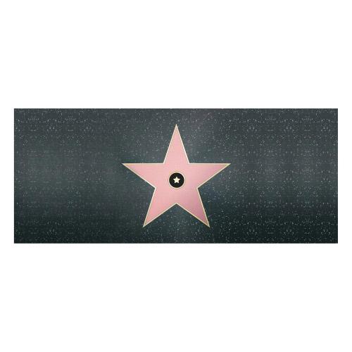 Vinyl Teppich MATTEO 50x120 cm Walk of Fame