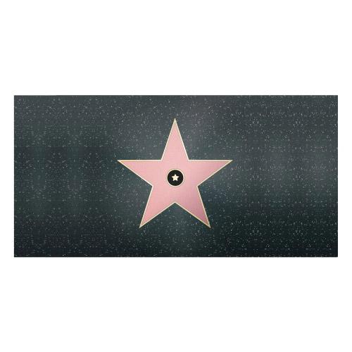 Vinyl Teppich MATTEO 70x140 cm Walk of Fame