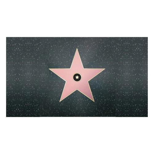 Vinyl Teppich MATTEO 90x160 cm Walk of Fame