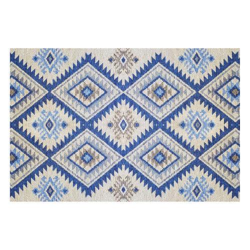 Vinyl Teppich MATTEO 40x60 cm Azteken