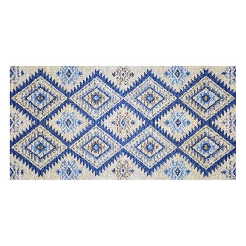 Vinyl Teppich MATTEO 70x140 cm Azteken