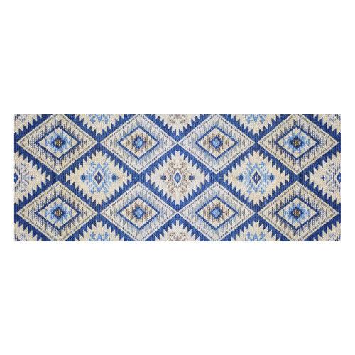 Vinyl Teppich MATTEO 70x180 cm Azteken
