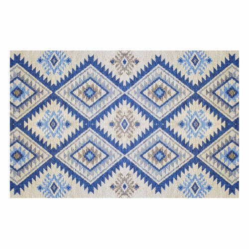 Vinyl Teppich MATTEO 90x135 cm Azteken