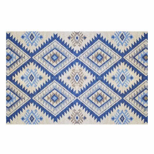 Vinyl Teppich MATTEO 118x180 cm Azteken