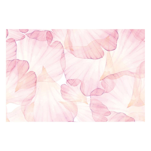Vinyl Teppich MATTEO 40x60 cm Rose Leaves