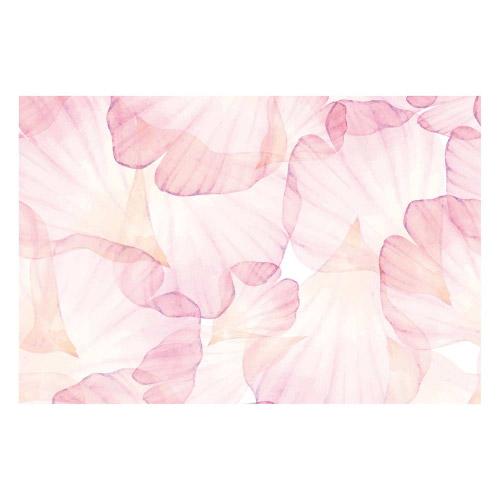 Vinyl Teppich MATTEO 60x90 cm Rose Leaves