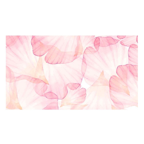 Vinyl Teppich MATTEO 90x160 cm Rose Leaves