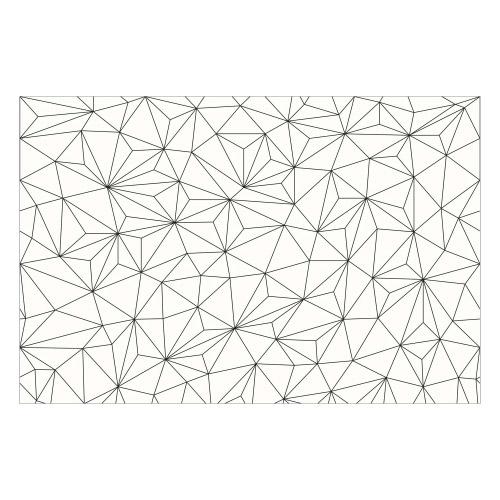 Vinyl Teppich MATTEO 40x60 cm Triangle
