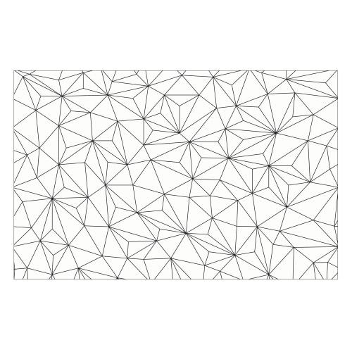 Vinyl Teppich MATTEO 90x135 cm Triangle