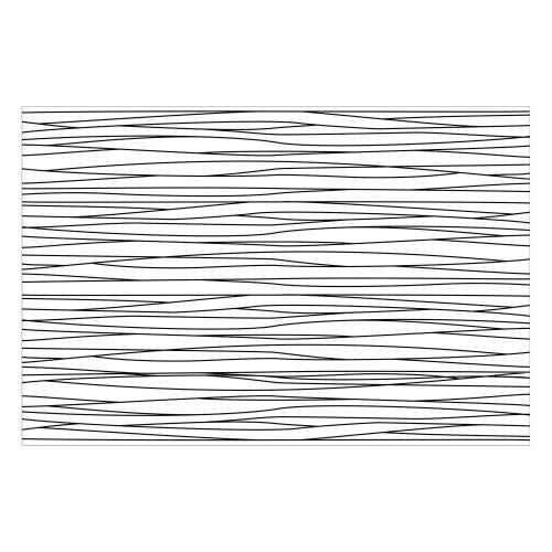 Vinyl Teppich MATTEO 40x60 cm Lines