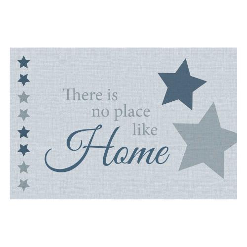 Vinyl Teppich MATTEO 40x60 cm No Place Like Home