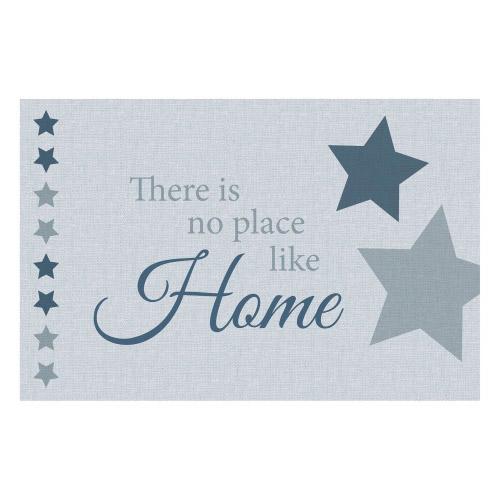 Vinyl Teppich MATTEO 118x180 cm No Place Like Home