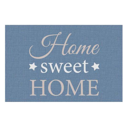 Vinyl Teppich MATTEO 118x180 cm Home Sweet Home