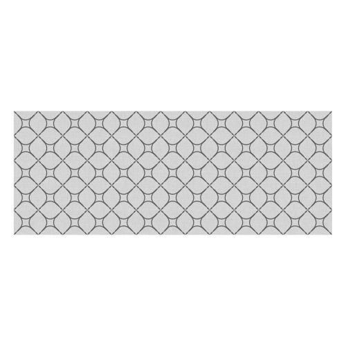 Vinyl Teppich MATTEO 70x180 cm Leinen 6