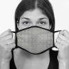 Lamask Mund-Nasen-Bedeckung NATURAL RIFFELBLECH