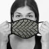Lamask Mund-Nasen-Bedeckung REIFEN
