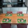 Tischset Vinyl Farns & Blossom