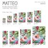 Vinyl Teppich MATTEO 70x180 cm Exotic Cactus