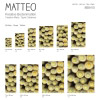 Vinyl Teppich MATTEO 90x160 cm Kakteen